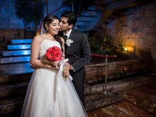 El matrimonio de Mariana y César