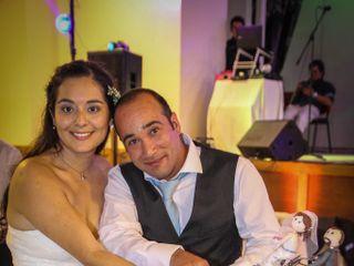 El matrimonio de Evelyn  y Camilo 1