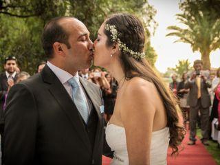 El matrimonio de Evelyn  y Camilo 3