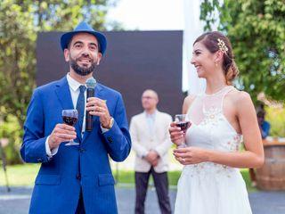 El matrimonio de Luz y Juan Pablo 1