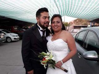 El matrimonio de Marisel y Cristian 3