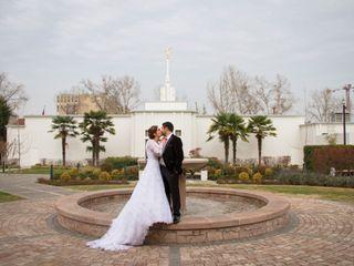 El matrimonio de Carolina y Alejandro