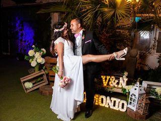 El matrimonio de Vanessa  y Nicolás