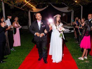 El matrimonio de Vanessa  y Nicolás 2