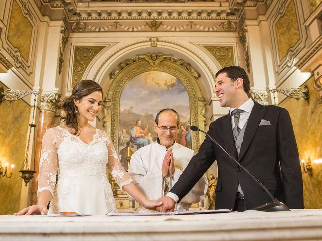 El matrimonio de Daniela y Scandar