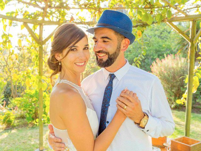 El matrimonio de Luz y Juan Pablo