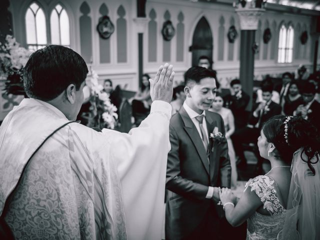 El matrimonio de Luis y Jocelyn en Arica, Arica 10