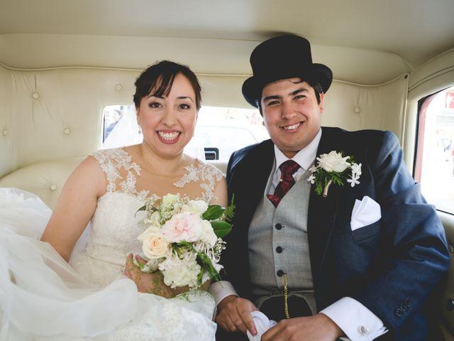El matrimonio de Marah y Sebastián