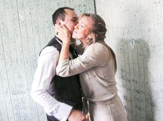 El matrimonio de Evelyn y Patricio 3