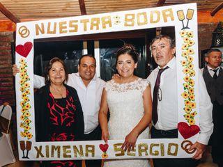 El matrimonio de Ximena y Sergio 1