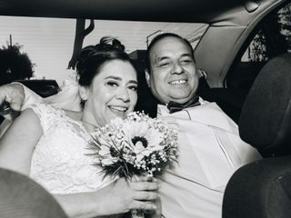 El matrimonio de Ximena y Sergio 3