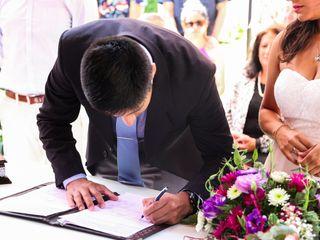 El matrimonio de Paulina y Carlos 2