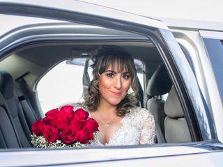 El matrimonio de Carol y Rodrigo 3