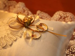 El matrimonio de Ilonka y Phillip 1