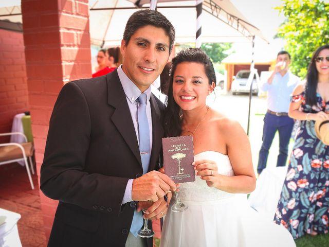 El matrimonio de Paulina y Carlos