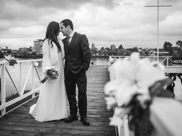 El matrimonio de Deisy y Esteban