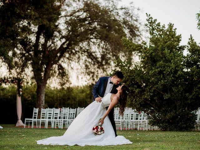 El matrimonio de Dellanira y Jeremy