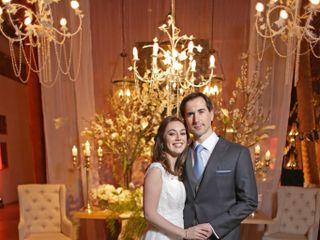 El matrimonio de María Paz y Luis Alberto
