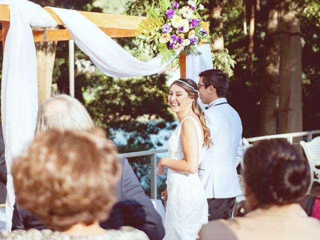 El matrimonio de Natacha y Moisés