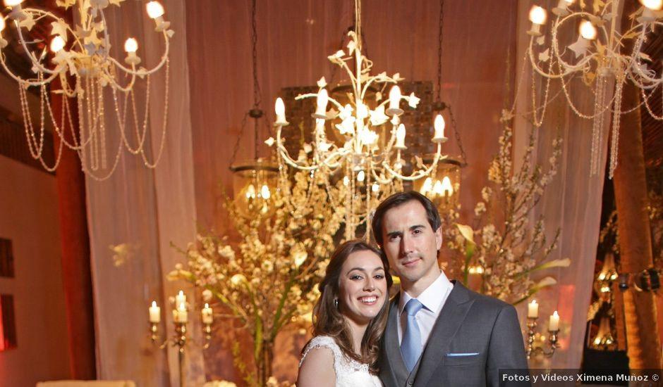 El matrimonio de Luis Alberto y María Paz en Colina, Chacabuco