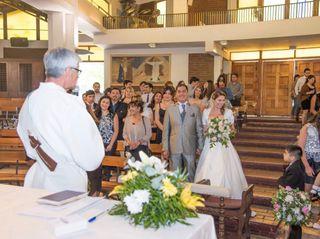 El matrimonio de Jessica y Italo 1