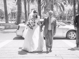 El matrimonio de Jessica y Italo 2