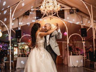 El matrimonio de Daniel y Daniela