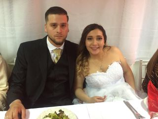 El matrimonio de Camila y Jonathan