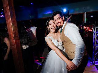 El matrimonio de Eileen y Pablo