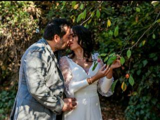 El matrimonio de Yaretzi y Mario 2