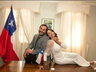 El matrimonio de Yaretzi y Mario