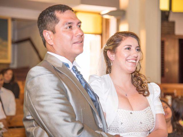 El matrimonio de Jessica y Italo