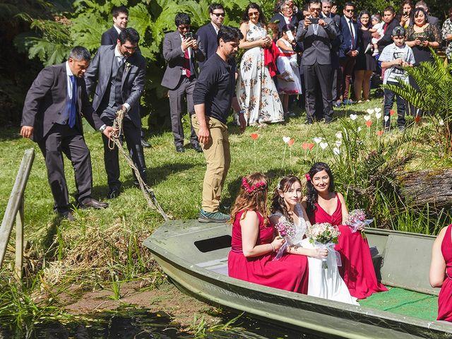 El matrimonio de Fernando y Marianela en Puerto Varas, Llanquihue 18