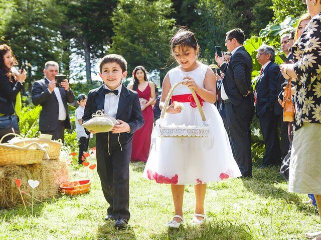 El matrimonio de Fernando y Marianela en Puerto Varas, Llanquihue 20