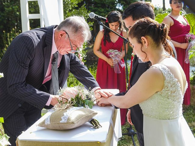 El matrimonio de Fernando y Marianela en Puerto Varas, Llanquihue 36