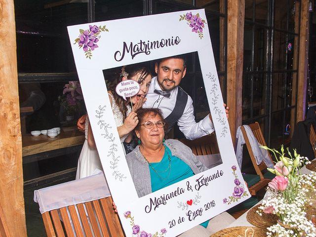 El matrimonio de Fernando y Marianela en Puerto Varas, Llanquihue 55
