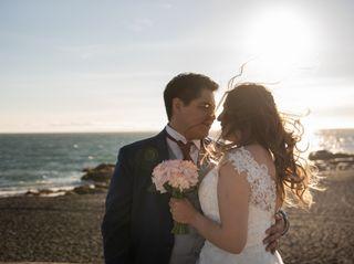 El matrimonio de Álvaro y Camila