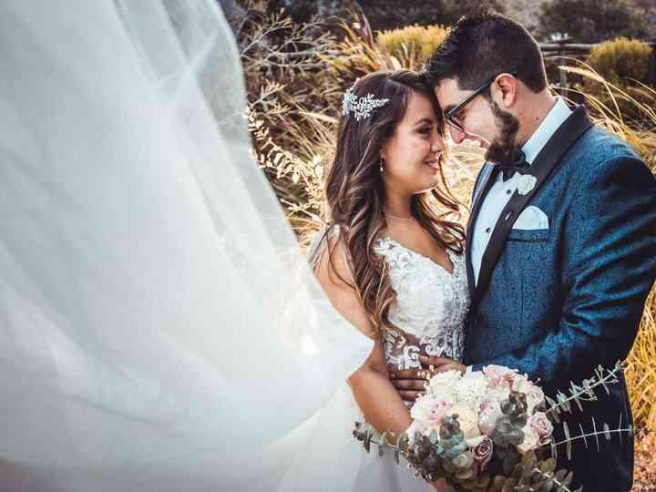 El matrimonio de Cindy y Felipe