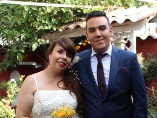 El matrimonio de Marjorie y Juan Pablo