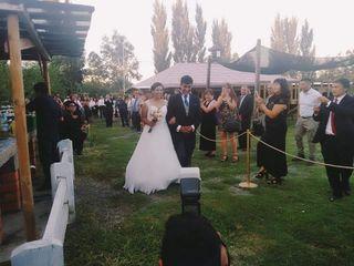 El matrimonio de Alvaro y Barbara