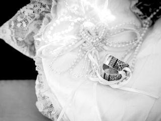 El matrimonio de Natalia Farías y Ricardo munizaga 1