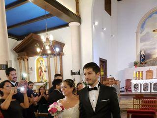 El matrimonio de Mario Poblete y Roció Avila 3