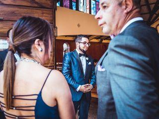 El matrimonio de Cindy y Felipe 2