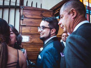 El matrimonio de Cindy y Felipe 3