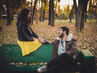 El matrimonio de Cristóbal y Macarena 1