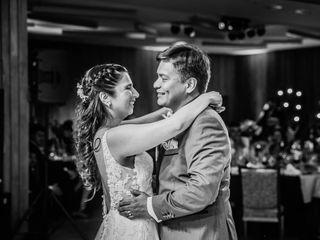 El matrimonio de Camila y Cesar