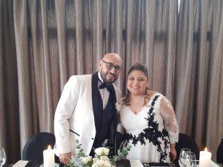 El matrimonio de Darío y Danae 3