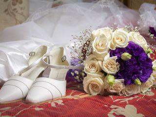 El matrimonio de Evelyn y Alfredo 1