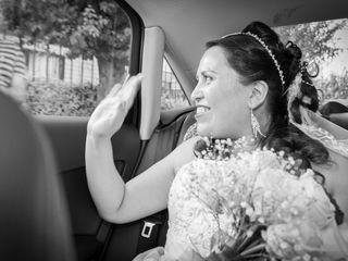 El matrimonio de Evelyn y Alfredo 3