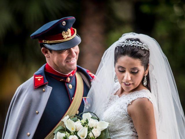 El matrimonio de Liz y Cristian